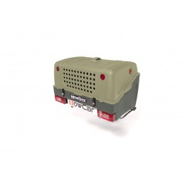 Portaperros TowBox V1 Dog Verde